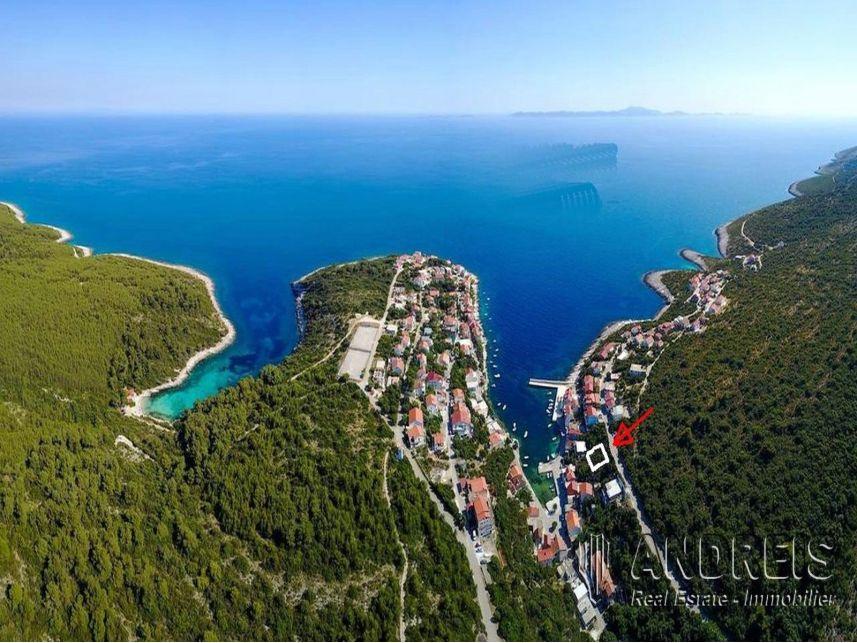Građevinsko zemljište, Prodaja, Korčula, Čara